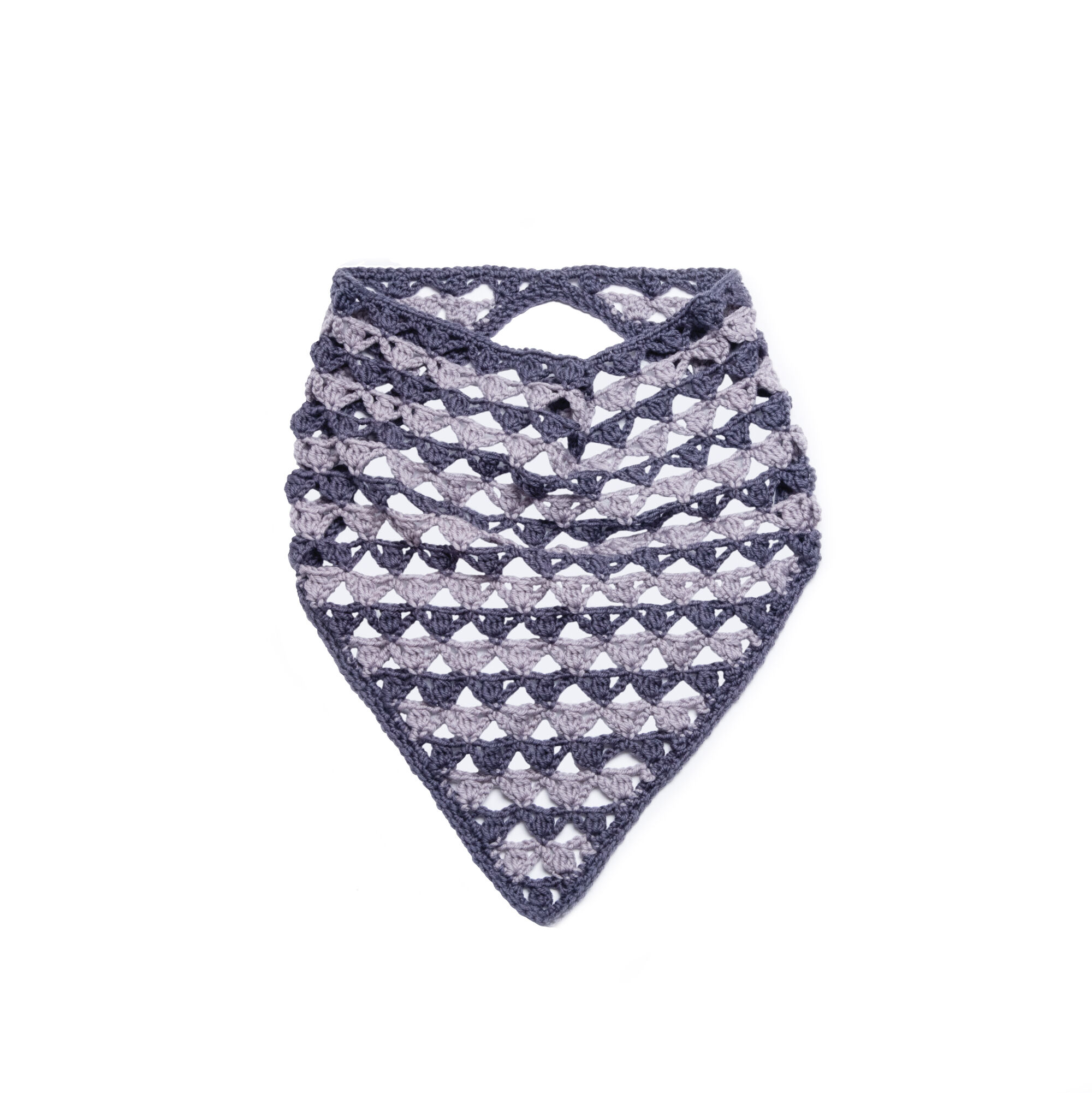 RED HEART CHIC MADISON CROCHET WRAP