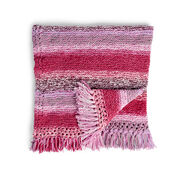 Go to Product: Bernat Wrapped in Heather Knit Blanket in color