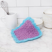 Go to Product: Red Heart Scalloped Edge Crochet Washcloth in color