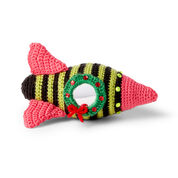 Go to Product: Red Heart Out of this World Crochet Spaceship in color