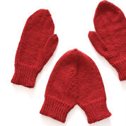 Patons Valentine Mittens
