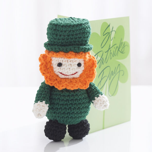 Lily Sugar'n Cream Lucky Leprechaun