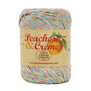 Peaches & Creme Twists Yarn, Candy Sprinkles - Clearance Shades*