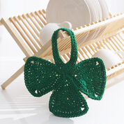 Go to Product: Lily Sugar'n Cream Shamrock Dishcloth in color