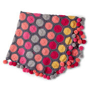 Go to Product: Red Heart All That Chic Throw in color