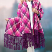 Go to Product: Red Heart Fabulous Planned Pooling Wrap in color