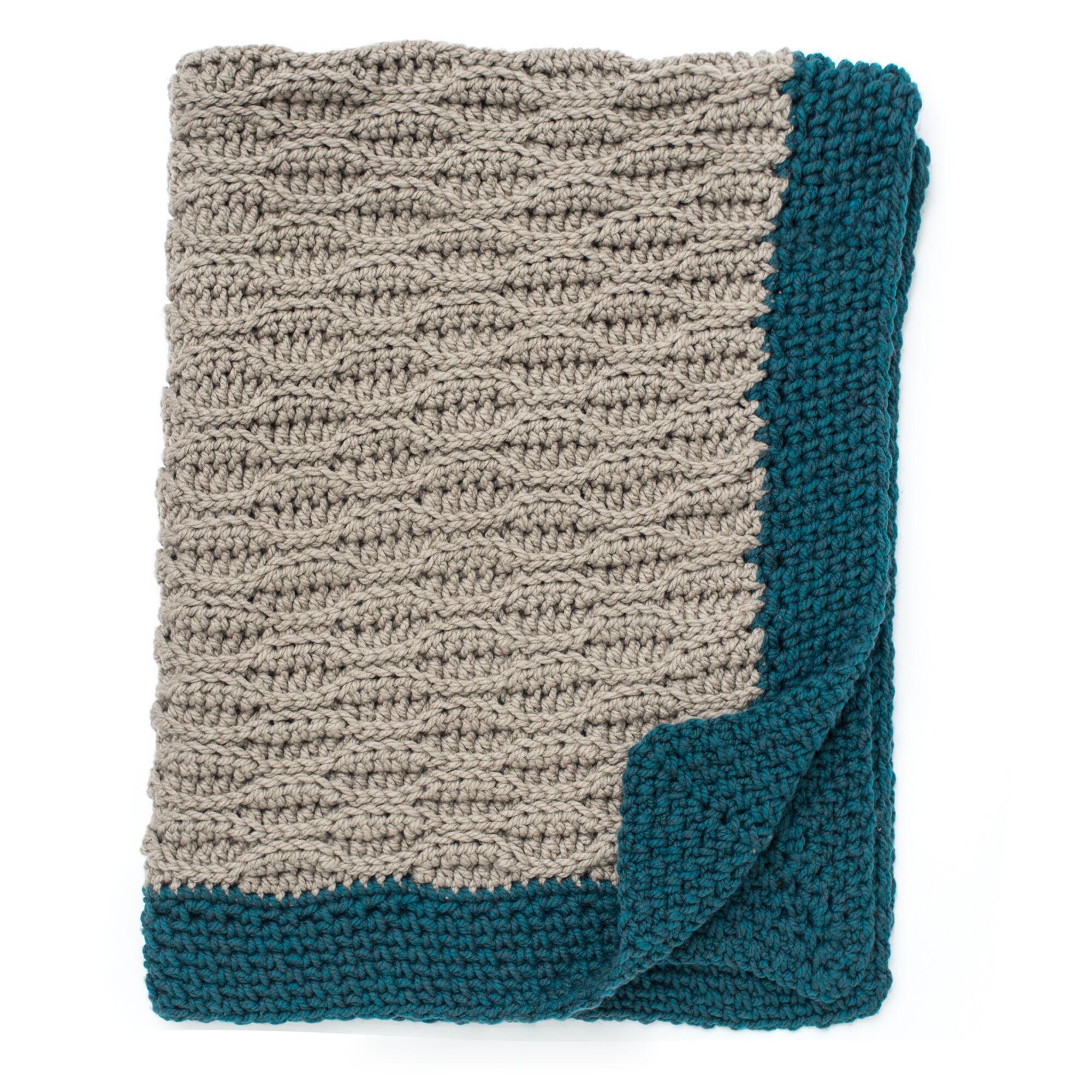 Bernat Quick & Easy Blanket | Yarnspirations