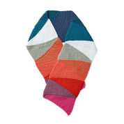 Go to Product: Caron x Pantone See-Saw Knit Scarf in color