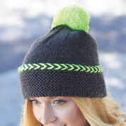 Caron Pop of Neon Hat