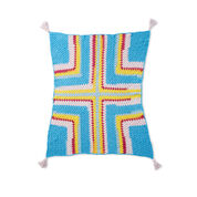 Go to Product: Bernat Mitered in the Middle Crochet Blanket in color