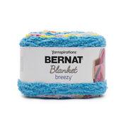Go to Product: Bernat Blanket Breezy Yarn in color Electro Pop