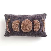 Go to Product: Bernat It's A Phase Crochet Lumbar Pillow in color