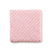Caron Baby Blocks Crochet Blanket