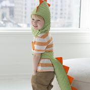 Dual Duty Up Tails Dinosaur