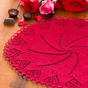 Go to Product: Aunt Lydia's Valentine Heart Doily in color