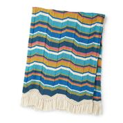 Go to Product: Patons Digital Chevron Knit Blanket in color