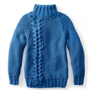 Go to Product: Bernat Bright Side Knit Pullover, XS/S in color