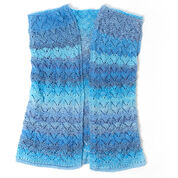 Go to Product: Red Heart Going Coastal Vest, S in color