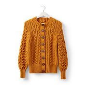 Go to Product: Patons Dovercourt Knit Cardigan, XS/S in color