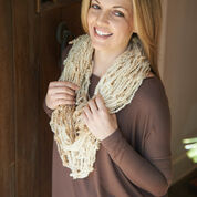 Red Heart Arm-Knit Stellar Cowl