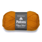 Go to Product: Patons Classic Wool Roving Yarn in color Yellow