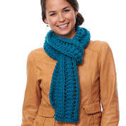 Go to Product: Bernat Twist Stripe Scarf in color