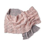 Go to Product: Patons Allan Gardens Knit Brioche Shawl in color