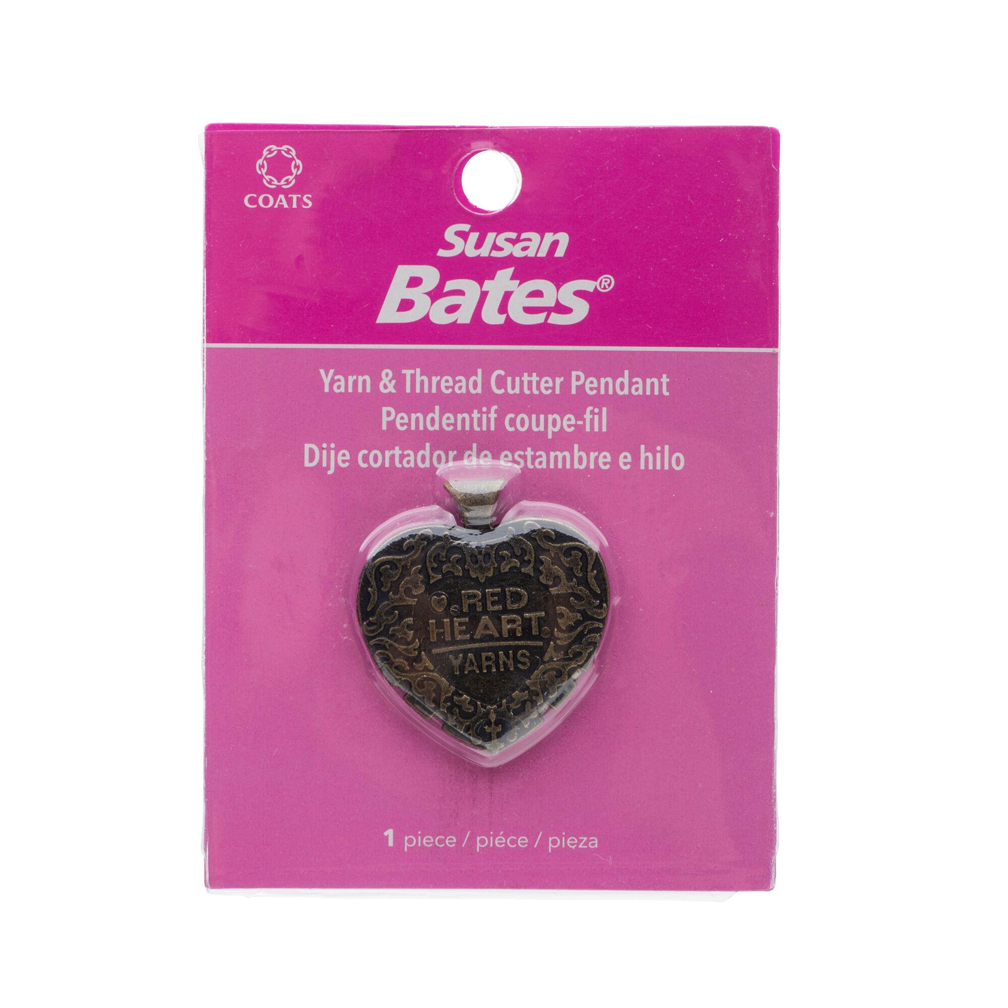 Susan Bates Yarn and Thread Cutter Pendant