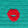 Red Heart Emoji Snuggle Sack, Child in color  Thumbnail Main Image 10}