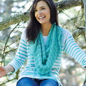 Go to Product: Bernat Little Arrows Shawl in color