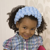Go to Product: Red Heart Fluffy Soft Headband, 4/8 yrs in color