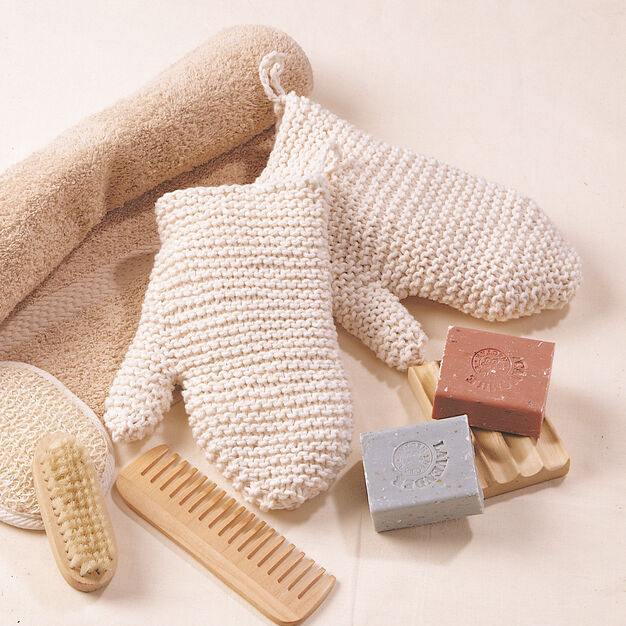 Lily Sugar'n Cream Bath Mitt