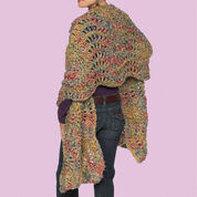 Go to Product: Red Heart Wavy Shawl in color