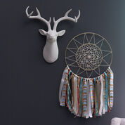 Go to Product: Red Heart Doily Dreamcatcher in color