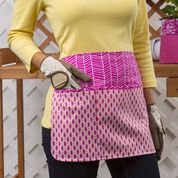 Coats & Clark Pick-a-Pocket Apron