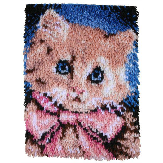 Wonderart Prize Kitty Kit 15 X 20 in color