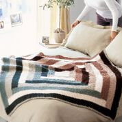 Go to Product: Red Heart Quilt-Inspired Throw in color