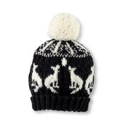 Go to Product: Patons Man's Best Friend Knit Hat in color