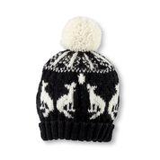Patons Man's Best Friend Knit Hat