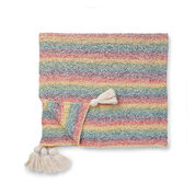 Go to Product: Caron Marled Knit Blanket in color