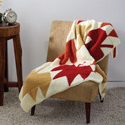 Go to Product: Caron Autumn Leaves Afghan in color