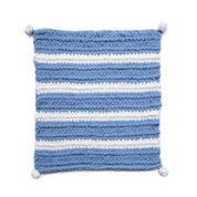 Bernat Alize EZ Garter Stitch Baby Blanket