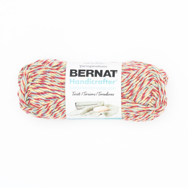 Bernat Handicrafter Cotton Twists Yarn Cottage Twists Yarnspirations