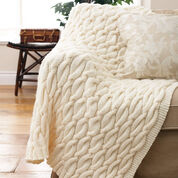 Go to Product: Patons Knit Cable Blanket in color