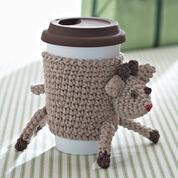 Bernat Reindeer Cup Cozy