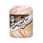 Lily Sugar'n Cream Ombres Yarn, Over the Rainbow Ombre - Clearance Shades*