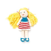 Go to Product: Lily Sugar'n Cream Born on the 4th of July Doll in color