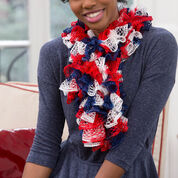 Go to Product: Red Heart Patriotic Ruffles, S in color