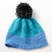 Go to Product: Caron Color Dipper Hat in color