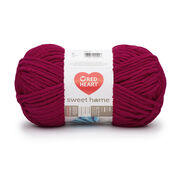 Go to Product: Red Heart Sweet Home Yarn in color Merlot
